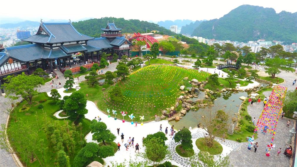 Chẳng cần ra nước ngoài, những công viên này ở Việt Nam cũng đẳng cấp không kém