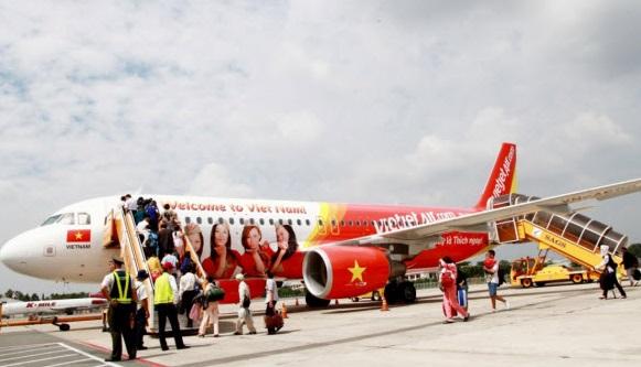 Vietjet Air: Hơn 1.500 chuyến bay chậm trễ do tàu bay về muộn
