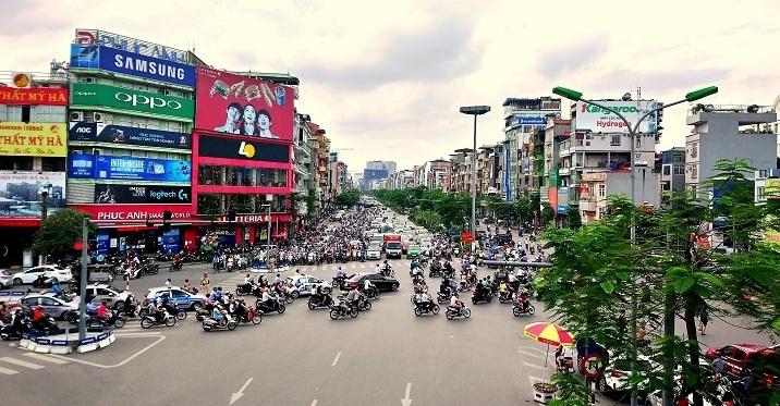 Chất lượng không khí tại Hà Nội dần ổn định trong ngày cuối tuần