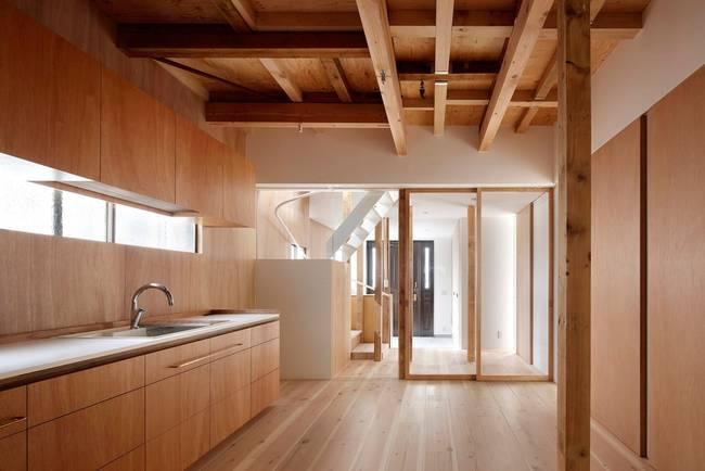 Cải tạo ngôi nhà cũ thành không gian lý tưởng cho gia đình 4 thế hệ