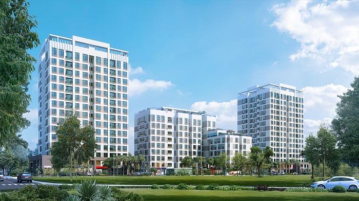 Điểm sáng của bất động sản phía Đông Hà Nội cuối năm 2017
