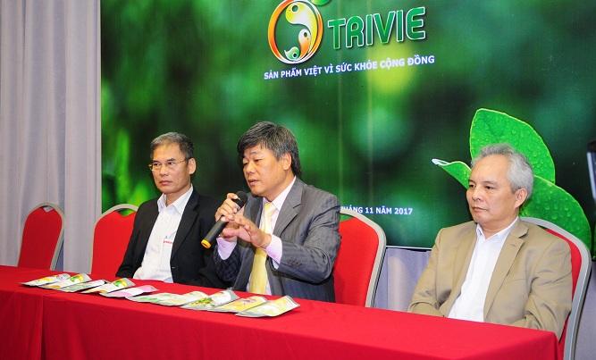 """Sản phẩm chế biến từ trái cây Trivie: """"Để người Việt không còn phải giải cứu nông sản..."""""""