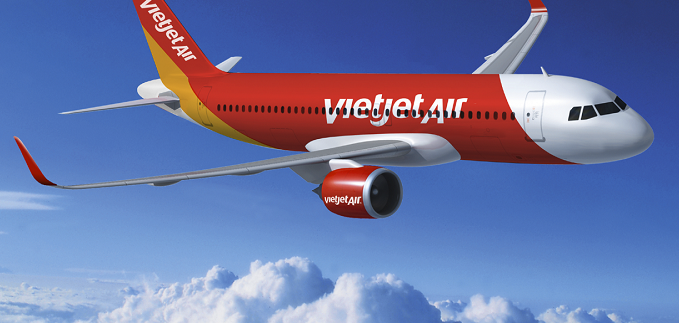 Vietjet Air tung 800.000 vé siêu tiết kiệm nhân dịp Online Friday