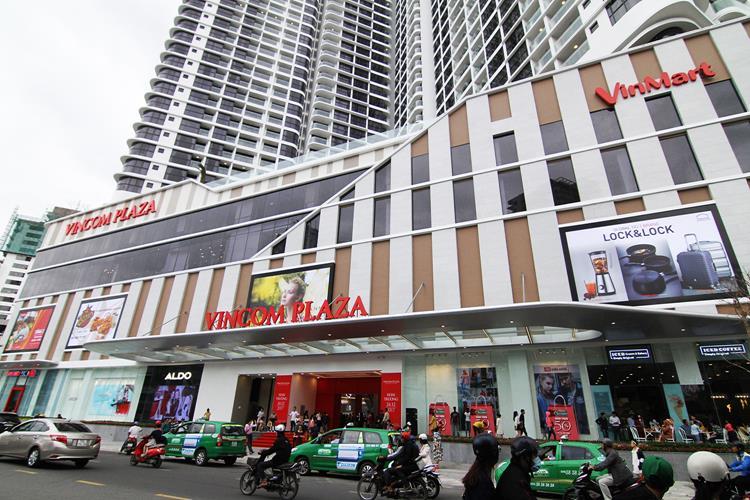Gần 70.000 lượt khách đến Vincom Plaza Lê Thánh Tôn Nha Trang ngày khai trương