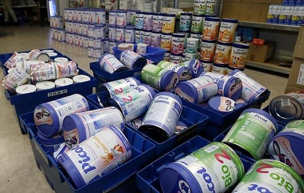 Cảnh báo thêm 44 lô sản phẩm sữa nhiễm khuẩn vào Việt Nam