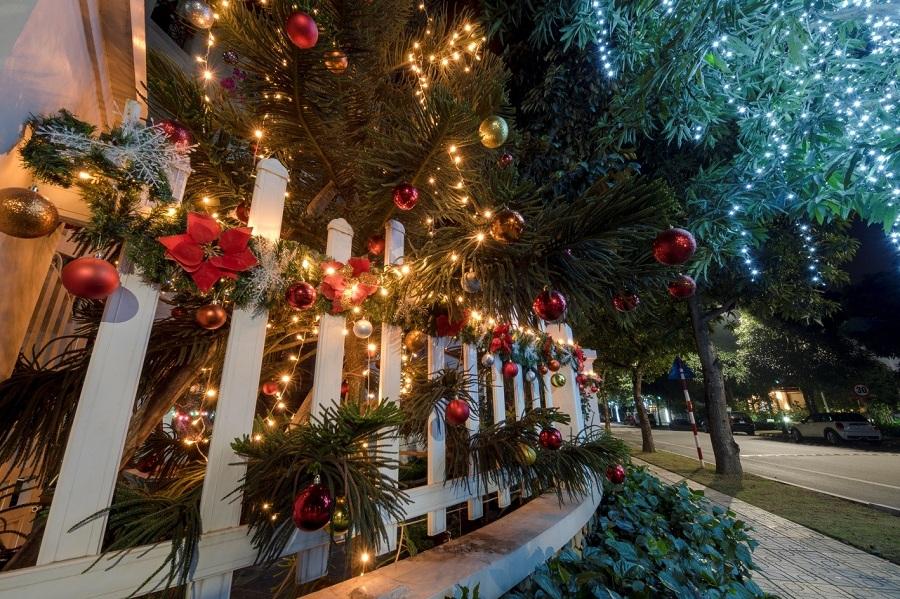 Mùa Giáng sinh rực rỡ ở xứ sở Vinhomes Riverside