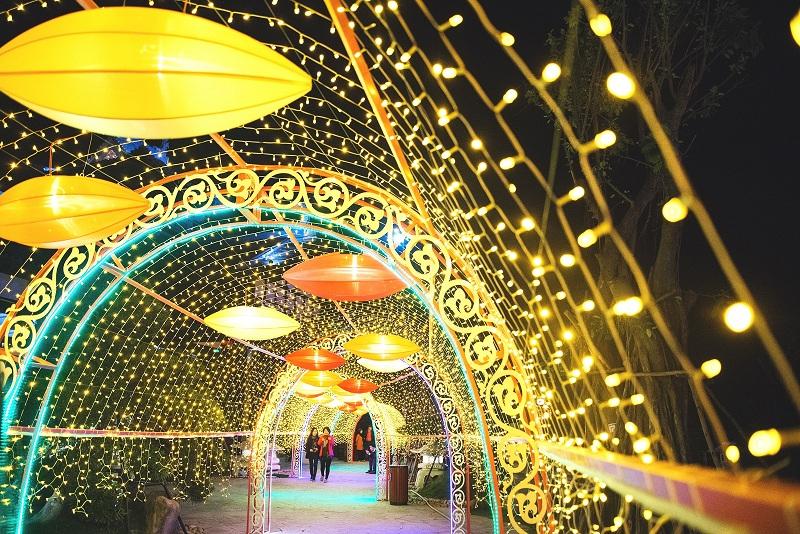 Lễ hội ánh sáng Sun World Halong Complex ngày càng lôi cuốn