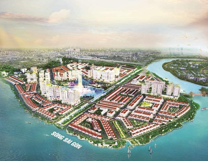 Khu đô thị Vạn Phúc: Giá trị làm nên sức bật của khu Đông Bắc TP.HCM