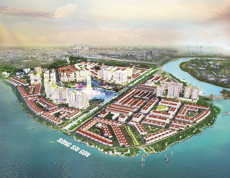 Khu đô thị Vạn Phúc sắp tung ra thị trường Hà Nội