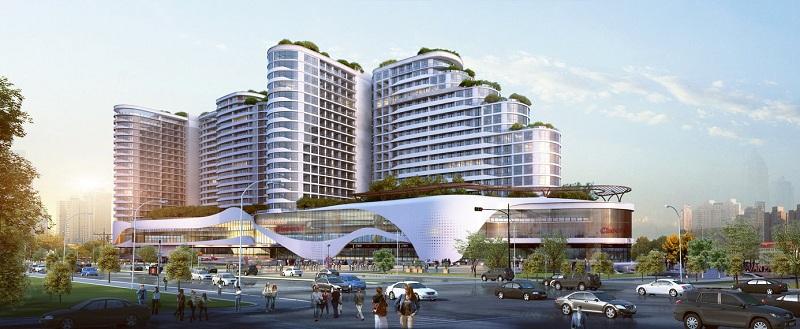 Van Phuc City: Điểm đến mới của giới thượng lưu Hà Nội