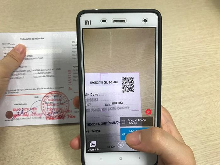 Gửi tiết kiệm tại TPBank: Có thể kiểm tra tiền gửi ngay tại nhà