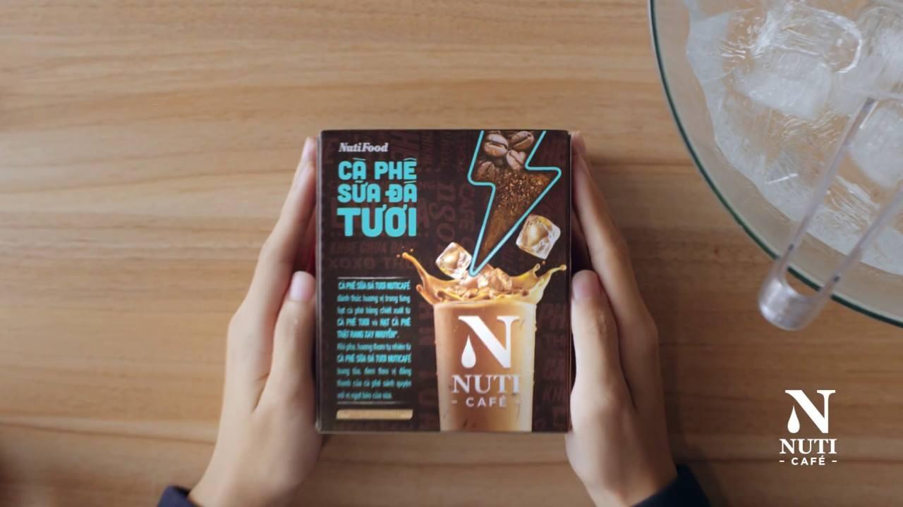 Rầm rộ rao bán cà phê tươi mà lại không tươi, Nutifood có đang phạm luật?