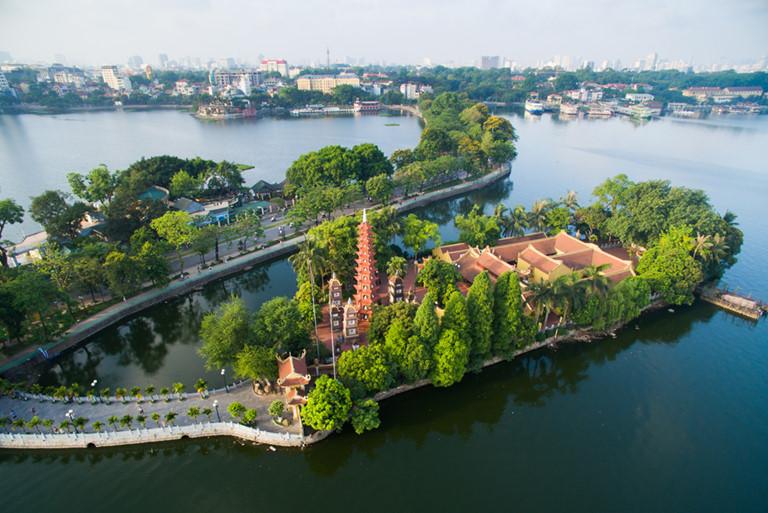 Những ngôi chùa cầu may nên đi tại Hà Nội dịp Tết Nguyên đán 2020