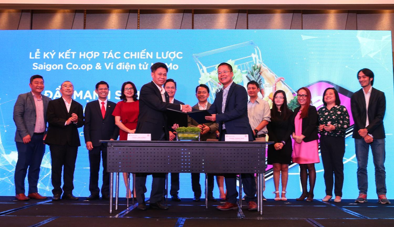 Sài Gòn Co.op và Ví điện tử MoMo đẩy mạnh số hoá kênh mua sắm hiện đại