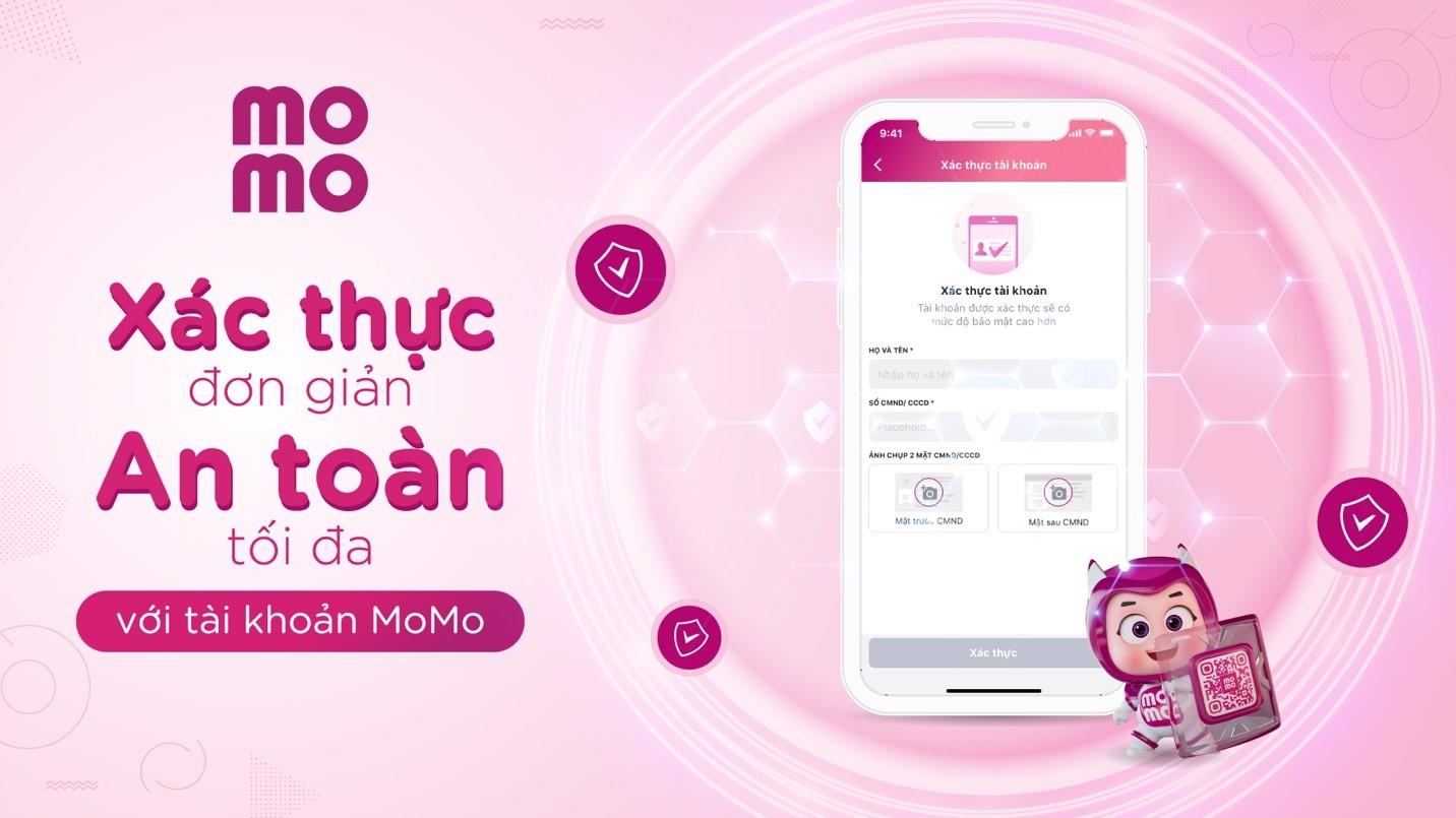Xác thực tài khoản MoMo: Tất tần tật lợi ích bạn nhận được
