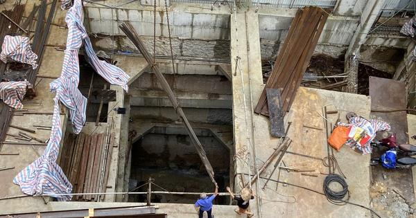BĐS 24h: Quận Ba Đình cấp phép công trình nhà dân 4 tầng hầm là đúng luật?
