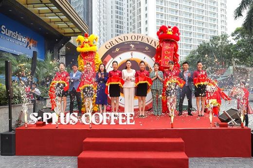 Khai trương cơ sở 3, S -Plus Coffee hứa hẹn là điểm đến lý tưởng tại Mỹ Đình