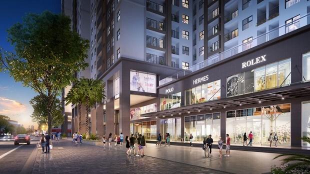 Bản tin BĐS 24h: Giá thuê kiot chung cư tại Hà Nội tăng mạnh