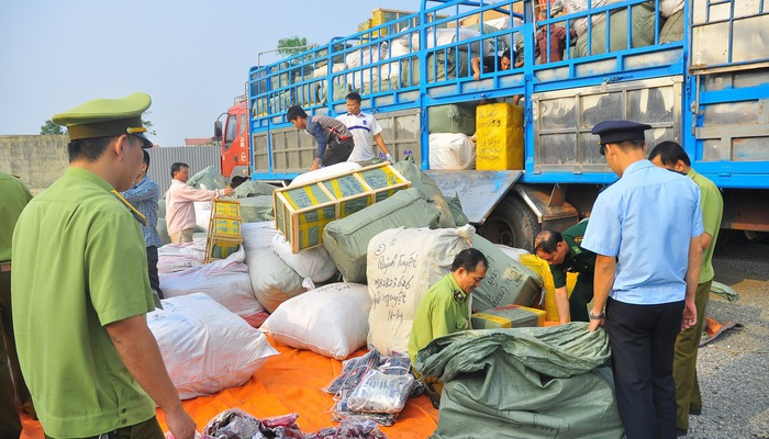 Đẩy mạnh công tác chống buôn lậu, gian lận thương mại điện tử