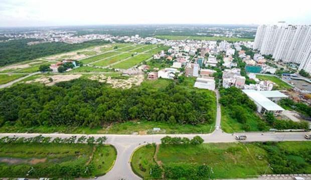 Bản tin BĐS 24h: 14.000ha đất hỗn hợp tại TP HCM bị vướng quy hoạch