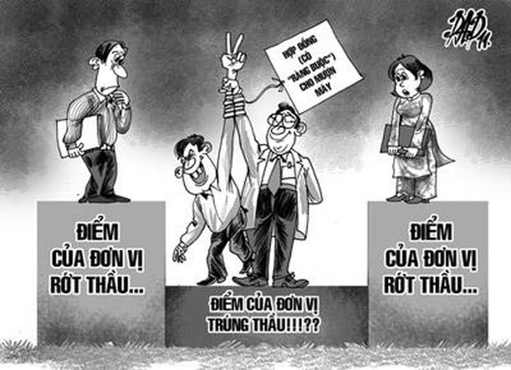 Hà Nội: Bất thường trong đấu thầu tại Thạch Thất, Công an vào cuộc xác minh