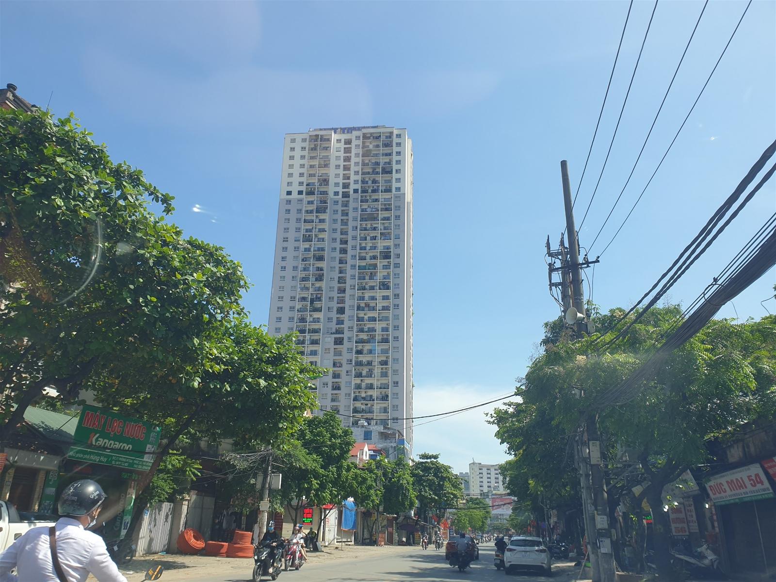Hà Đông: Vi phạm PCCC nghiêm trọng, CĐT Chung cư 89 Phùng Hưng 'đem con bỏ chợ'?