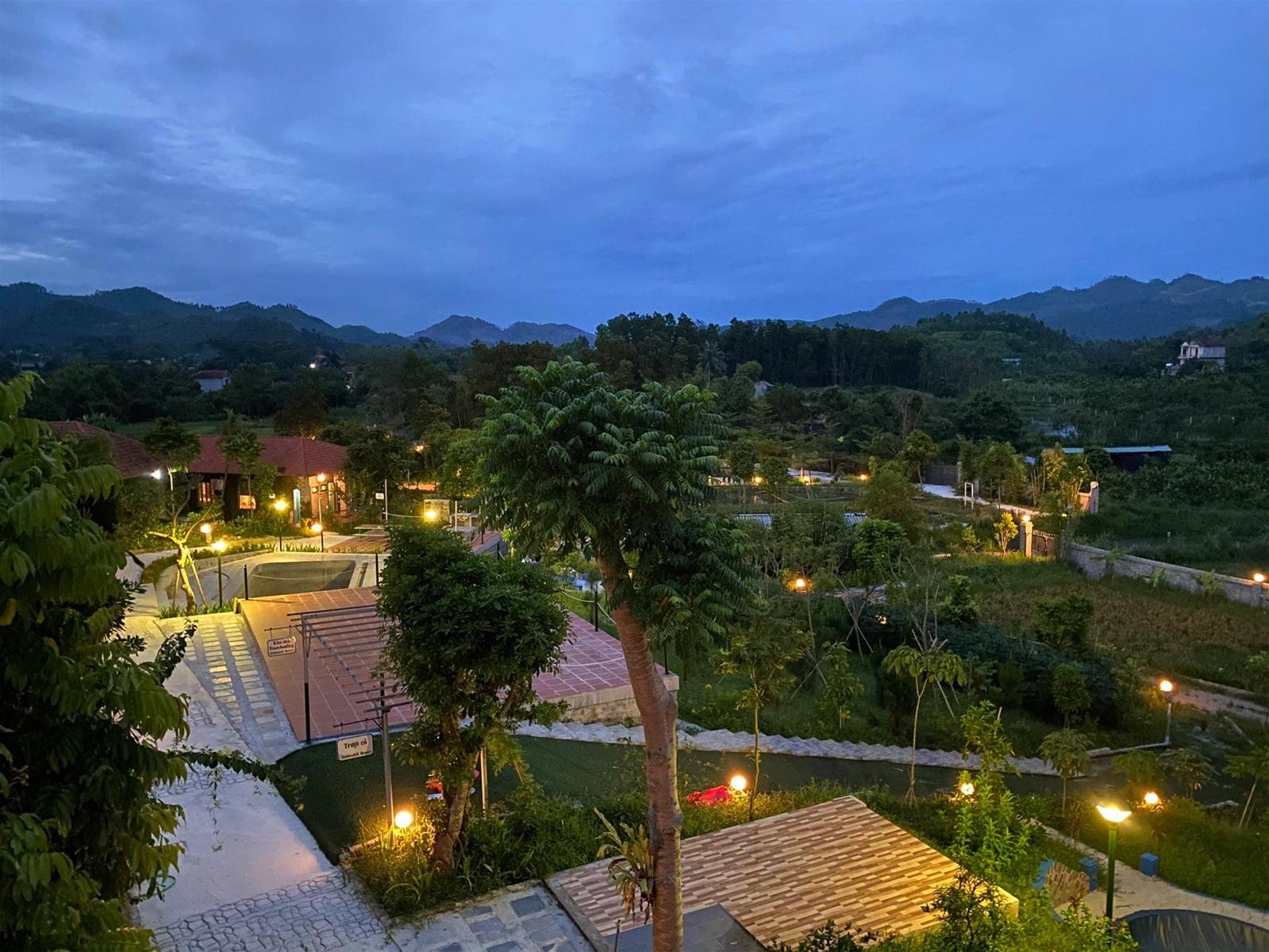 Trách nhiệm thuộc về chính quyền địa phương tại Hidden Hill Resort Vĩnh Phúc?