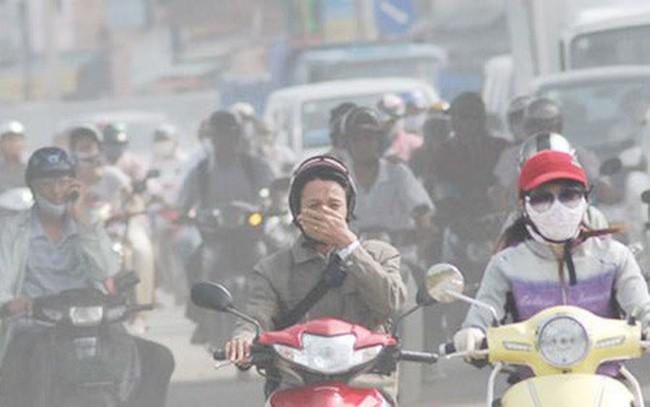 Cảnh báo tác hại của ô nhiễm không khí