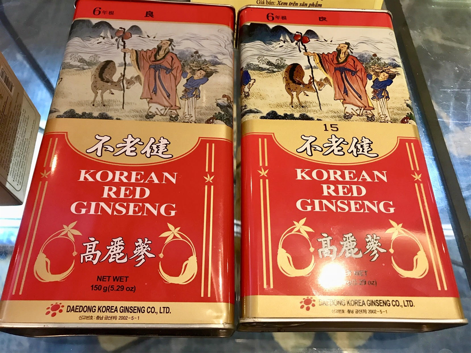 Bát nháo thị trường hồng sâm Hàn Quốc và cách phân biệt hàng thật, hàng giả