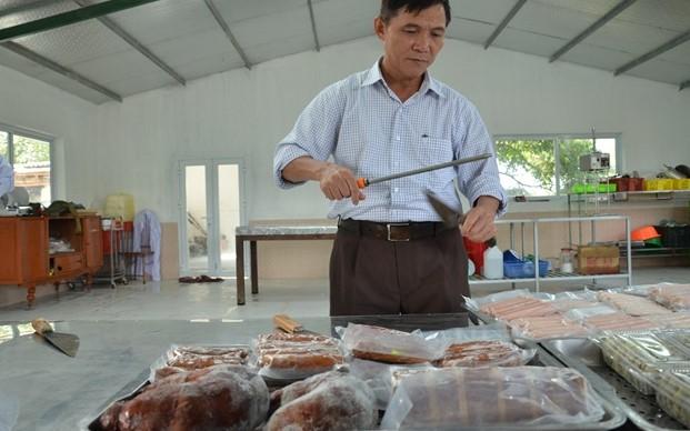 Phần lớn khu giết mổ lợn công nghiệp của Hà Nội ngừng hoạt động