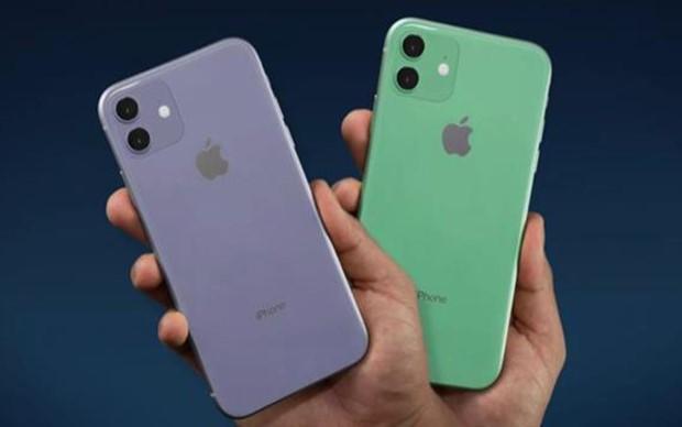 iPhone 11 hàng khóa mạng ế khách