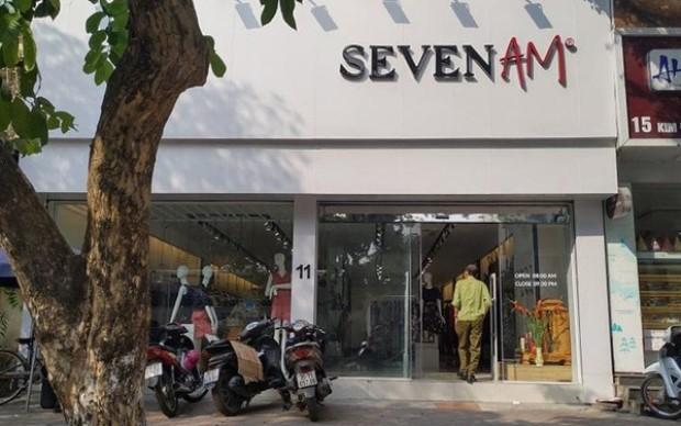Tổng cục Quản lý thị trường xác minh và xử lý nghiêm sai phạm tại Seven. AM