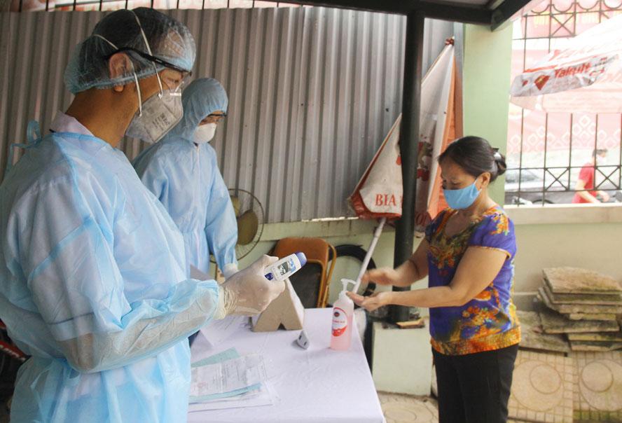 1.064 mẫu xét nghiệm SARS-CoV-2 của tiểu thương tại 5 chợ đầu mối đều âm tính