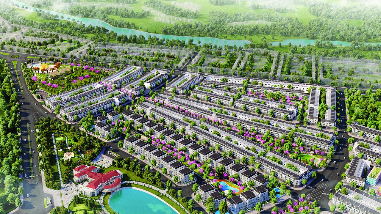 Buôn Ma Thuột: Miền đất hứa của các khu đô thị cao cấp