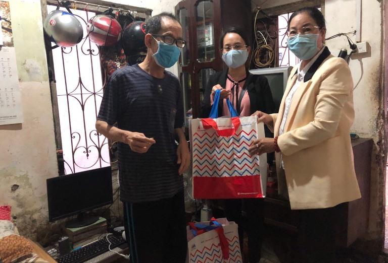 Quận Hoàng Mai: Thực hiện tốt các biện pháp đảm bảo an sinh xã hội