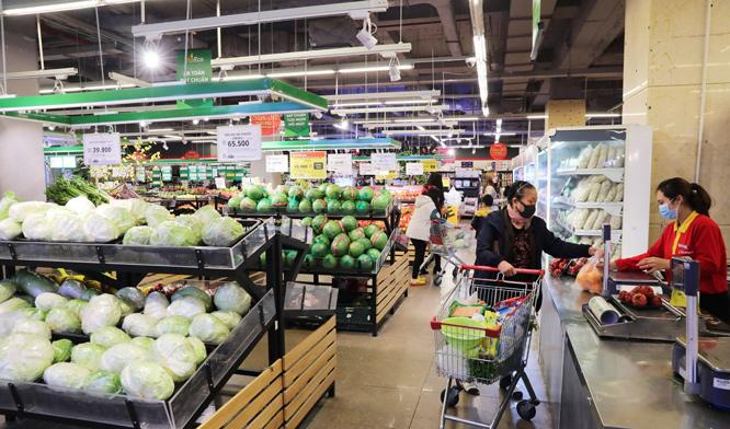 Thị trường hàng hóa tại Hà Nội bảo đảm ổn định