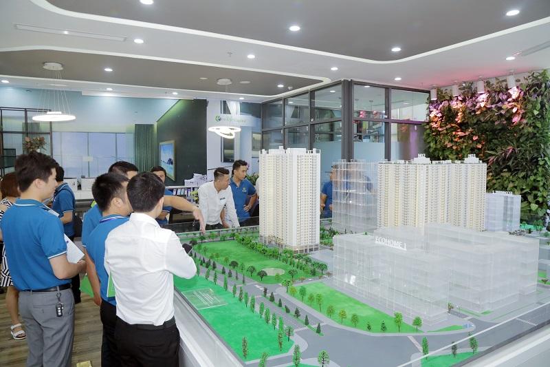 Căn hộ cửa ngõ phía Tây Hà Nội chỉ từ 1,5 tỷ đồng