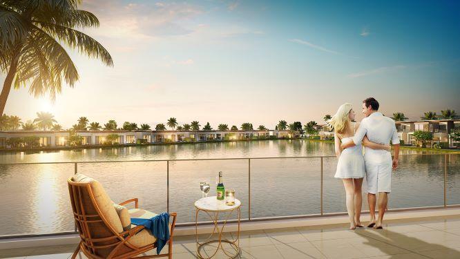 Sức hút của biệt thự hướng hồ tại Mövenpick Resort Waverly Phú Quốc