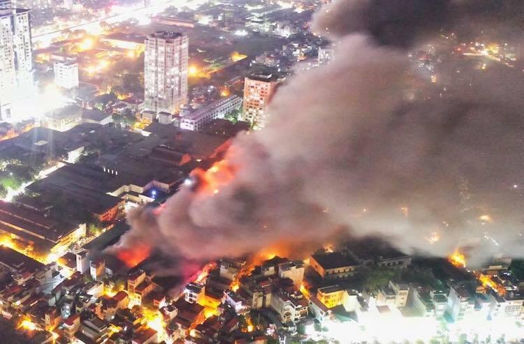 Hà Nội: Phát hiện 93 cơ sở không đảm bảo an toàn phòng cháy chữa cháy