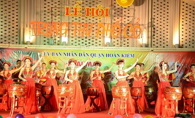 Các hoạt động văn hoá dân gian dịp Tết Trung thu tại phố cổ Hà Nội