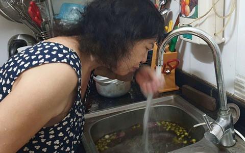 Hà Nội khuyến cáo người dân không ăn, uống nước nhiễm dầu thải