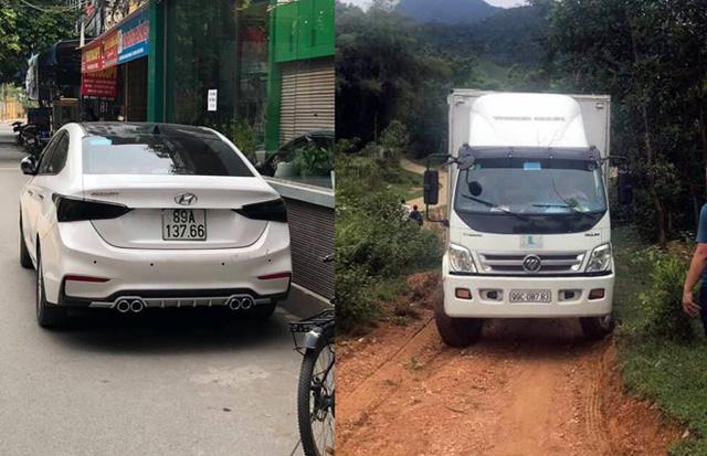 Lần theo đường đi của 2 chiếc ô tô chở dầu thải đổ vào nguồn nước sạch sông Đà