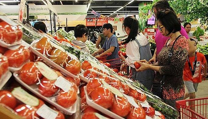Chỉ số giá tiêu dùng tháng 10 tăng 0,59%
