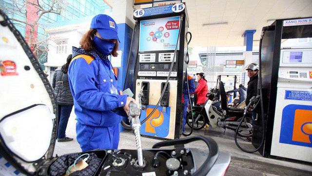 Giá xăng dầu giảm từ 15h chiều nay (31/10/2019)