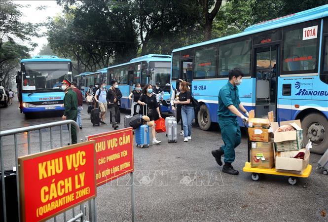 Chỉ thị của Thành ủy Hà Nội về tăng cường phòng, chống dịch COVID-19
