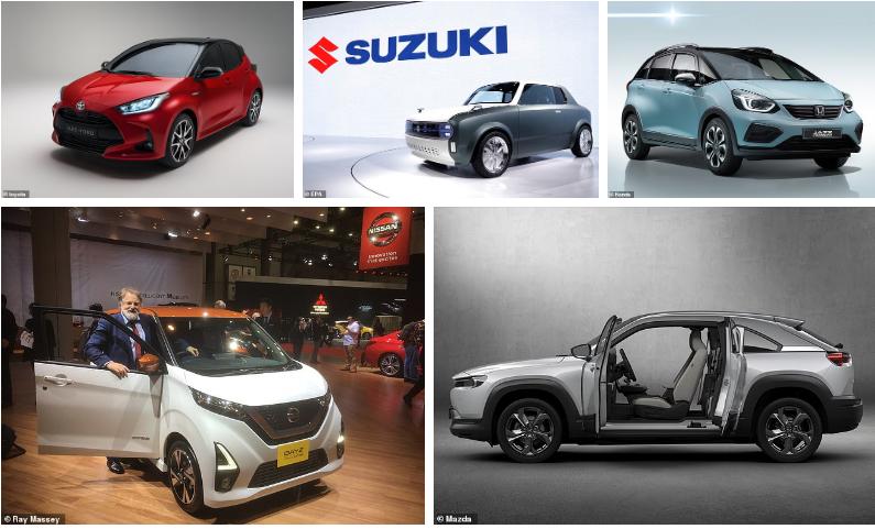 5 chiếc xe được đánh giá tốt nhất vừa ra mắt tại Tokyo Motor Show