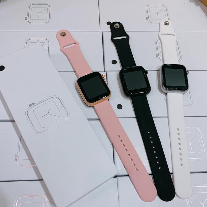 Apple Watch xuất hiện nhan nhản trên thị trường với giá chưa tới 500.000 đồng
