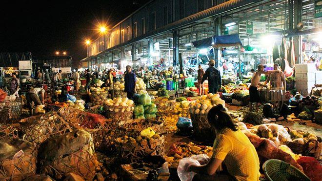 Nhìn từ chợ đầu mối ở Hàn Quốc, ngẫm về thực trạng tại Việt Nam