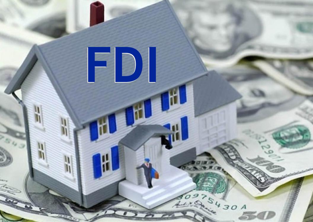 """FDI vào bất động sản leo thang và nỗi lo """"cá lớn nuốt cá bé"""""""