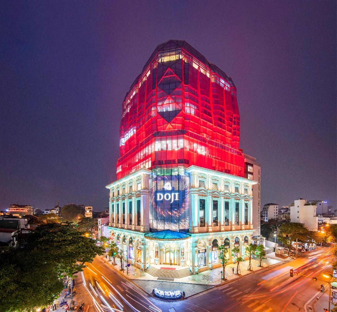 Kỳ vọng DOJI Tower là điểm đến nâng tầm du lịch Thủ đô